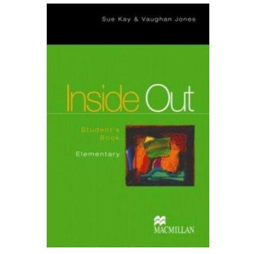 Książki do nauki języka, Inside out-elementary-podr (opr. miękka)