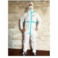 Spodnie i kombinezony ochronne, Kombinezon ochronny VPROTECT kat. III Typ 3B/4B/5B/6B rozmiar L/XL