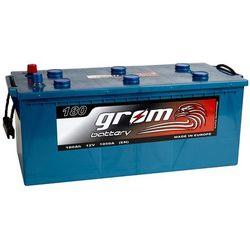 Akumulator GROM Prestige 12V 180Ah 1050A EN