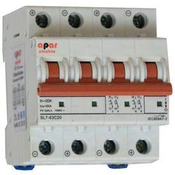 10A 1000V 4P DC Wyłącznik nadprądowy PV