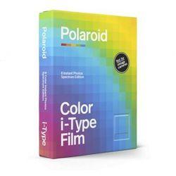 Wkłady do aparatu POLAROID I-type Spectrum Edition (8 zdjęć)