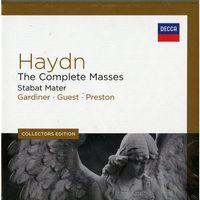 Pozostała muzyka rozrywkowa, John Eliot Gardiner - HAYDN THE COMPLETE MASSES, STABAT MATER (COLLECTORS EDITION)