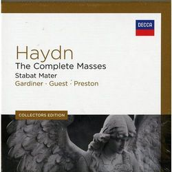 John Eliot Gardiner - HAYDN THE COMPLETE MASSES, STABAT MATER (COLLECTORS EDITION)