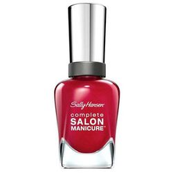 Sally Hansen Complete Salon Manicure 14,7ml W Lakier do paznokci 610 Red Zin