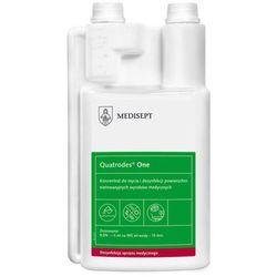 Medisept QUATRODES ONE Koncentrat do mycia i dezynfekcji powierzchni nieinwazyjnych wyrobów medycznych (1000 ml)