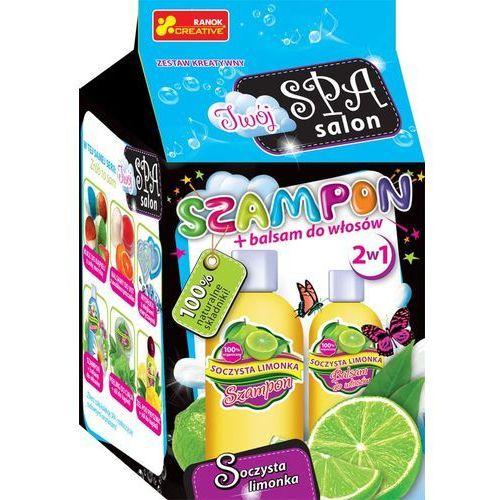 Balsamy i emulsje dla dzieci, Szampon & balsam do włosów. soczysta limonka.