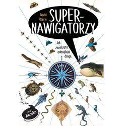 Supernawigatorzy - david barrie (opr. miękka)