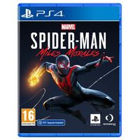 Gry na PS4, Marvel's Spider-Man Miles Morales (PS4)