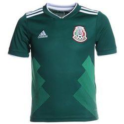 adidas Performance FMF MEXICO Tshirt z nadrukiem green/white