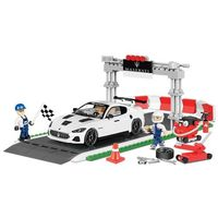 Osobowe dla dzieci, Cobi 24567 Maserati Gran Turismo GT3 Racing set