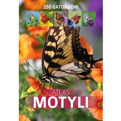 Atlas motyli. 250 gatunków (dodruk 2014) (opr. twarda)