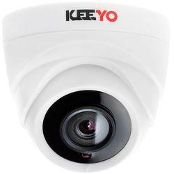 Kamera kopułkowa KEEYO LV-AL2M2HPDWH 4in1 analogowa AHDH HDCVI HDTVI