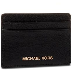 Etui na karty kredytowe MICHAEL MICHAEL KORS - Jet Set 34F9GF6D0L Black
