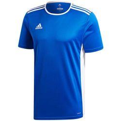 Koszulka dla dzieci adidas Entrada 18 Jersey JUNIOR niebieska CF1037/CF1049