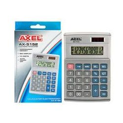 KALKULATOR AXEL AX-5152 7245. Darmowy odbiór w niemal 100 księgarniach!