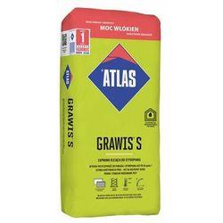 Zaprawa klejąca do styropianu i XPS GRAWIS S 25 kg ATLAS