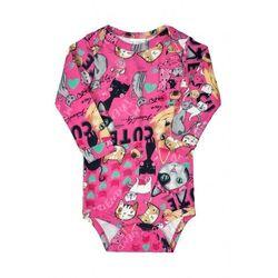 Body niemowlęce różowe 6T39A8 Oferta ważna tylko do 2023-08-19