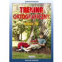 E-booki, Trening ortograficzny. Klasa IV