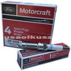 Świeca zapłonowa platynowa MOTORCRAFT SP509 Lincoln Navigator 5,4 V8 2008-