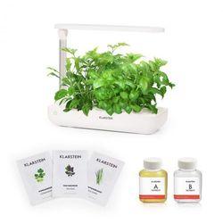 Klarstein Growlt Flex Starter Kit III 9 roślin 18 W 2 l zestaw nasion azjatyckich pożywka