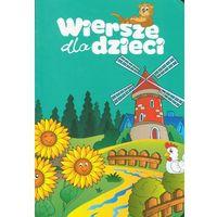 Książki dla dzieci, Wiersze dla dzieci + zakładka do książki GRATIS (opr. broszurowa)