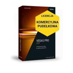 Vegas Pro 15 Edit ENG BOX - Certyfikaty Rzetelna Firma i Adobe Gold Reseller