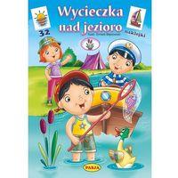 Książki dla dzieci, Wycieczka nad jezioro (opr. miękka)