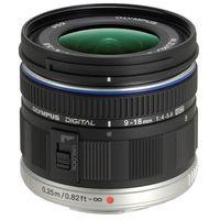 Obiektywy do aparatów, Olympus M.ZUIKO ED 9-18mm f/4.0-5.6 (czarny) - produkt w magazynie - szybka wysyłka!