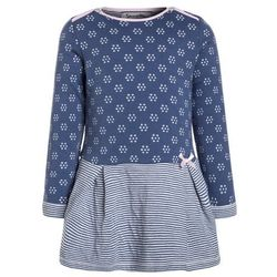 Sanetta fiftyseven DRESS SUMMER BABY GIRLS Sukienka dzianinowa blue
