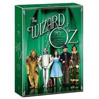 Bajki, Czarnoksiężnik z krainy Oz: limitowana edycja kolekcjonerska (4xDVD) - Victor Fleming DARMOWA DOSTAWA KIOSK RUCHU