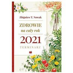 Terminarz 2021 - Zdrowie na cały rok