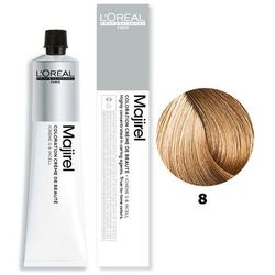 L'Oréal Professionnel Majirel farba do włosów odcień 8 (Beauty Colouring Cream) 50 ml