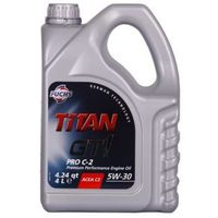 Oleje silnikowe, Fuchs Titan GT1 Pro C-2 5W-30 4 Litr Kanister