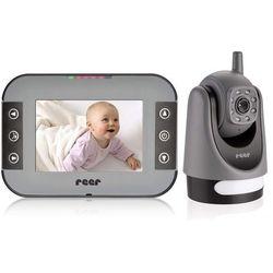 Niania cyfrowa video kamera 330 ekran 5cali REER - kamera 330º i ekran 5cali