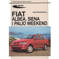 Biblioteka motoryzacji, Fiat Albea Siena i Palio Weekend (opr. miękka)