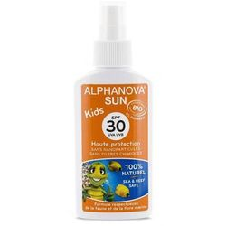 Alphanova Sun KIDS Bio Spray Przeciwsłoneczny, filtr SPF30 125ml