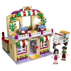 LEGO Friends, Pizzeria w Heartlake, 41311