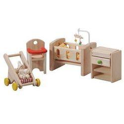 Zestaw mebelków dla niemowlaka