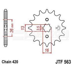 Zębatka przednia JT F563-11, 11Z, rozmiar 420 2200168 Yamaha FS1 50, Suzuki LT 50