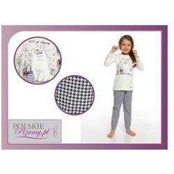 Piżama dziecięca MIKA: pepitka