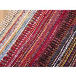 Dywan jasnokolorowy 160x230 cm krótkowłosy - chodnik - bawełna - DANCA