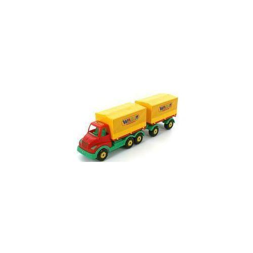 Pozostałe zabawki, Muromiec samochód z plandeką