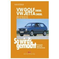VW Golf II Diesel 9/1983 - 6/1992, Jetta Diesel 2/1984 - 9/1991