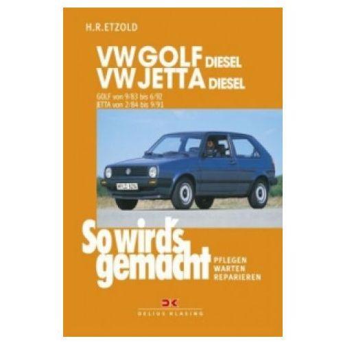 Biblioteka motoryzacji, VW Golf II Diesel 9/1983 - 6/1992, Jetta Diesel 2/1984 - 9/1991