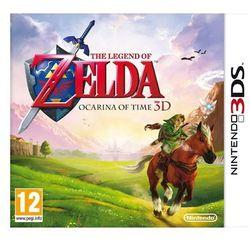 The Legend of Zelda: Ocarina of Time 3D - Nintendo 3DS - RPG