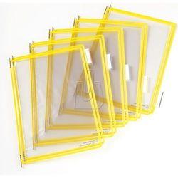 Pojedyńcze tablice przeźroczyste Tarifold A4