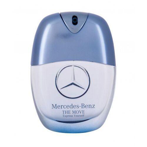 Pozostałe zapachy, Mercedes-Benz The Move Express Yourself woda toaletowa 60 ml dla mężczyzn