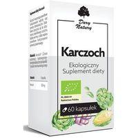 Leki na wątrobę, Karczoch Eko 60 Kapsułek - Suplement Diety - Dary Natury