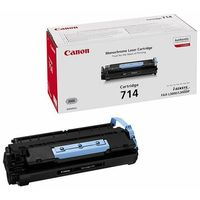Akcesoria do faksów, Wyprzedaż Oryginał Toner Canon CRG714 do faxów L-3000/3000iP | 5 000 str. | czarny black, pudełko otwarte