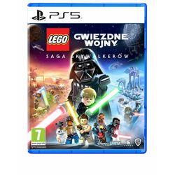 LEGO Gwiezdne Wojny Saga Skywalkerów (PS5)